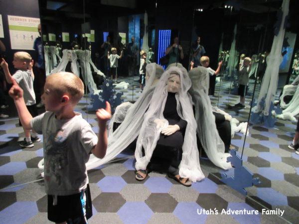fall activities in Utah: spooktacular at Leonardo