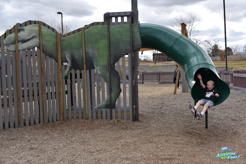Dino Mine Adventure Park In Price Utah S Adventure Family