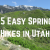 20 Easy Spring Hikes in Utah