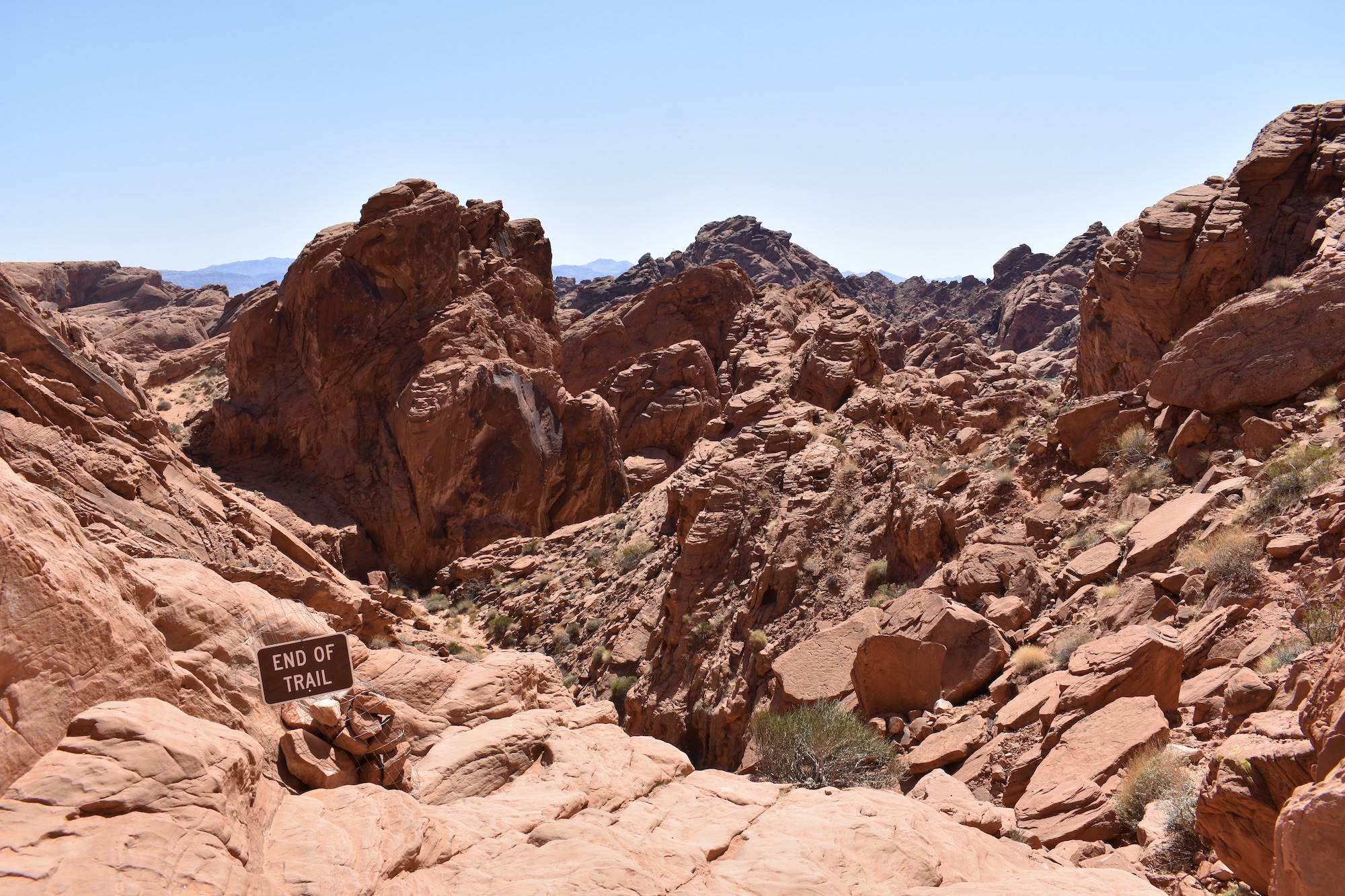 Fire Canyon Overlook